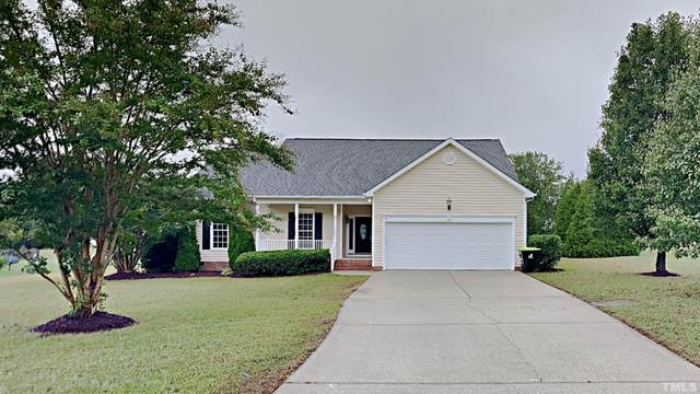20 Falling Leaf Drive, Youngsville, NC 27596 (#2413651) :: Rachel Kendall Team