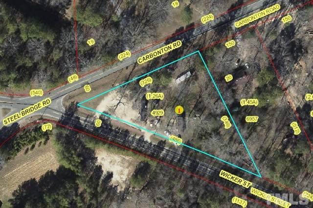 1 Carbonton Road, Sanford, NC 27330 (#2413664) :: Triangle Top Choice Realty, LLC
