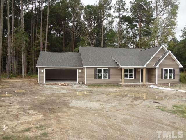 383 Nc 561 Highway, Louisburg, NC 27549 (#2413665) :: The Blackwell Group
