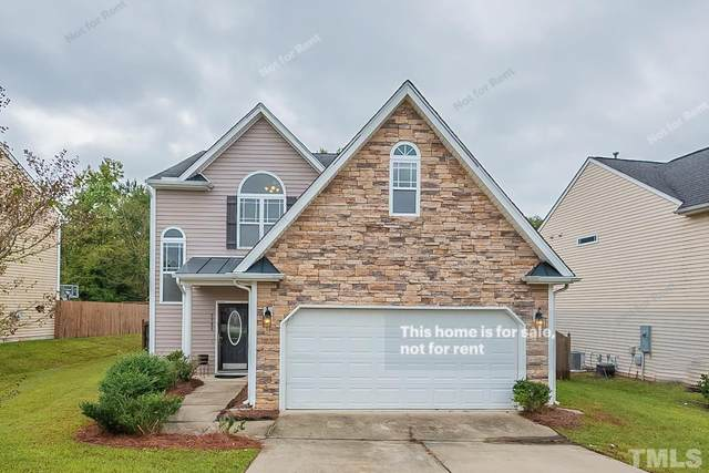 3986 Cane Garden Drive, Raleigh, NC 27610 (#2413700) :: Raleigh Cary Realty