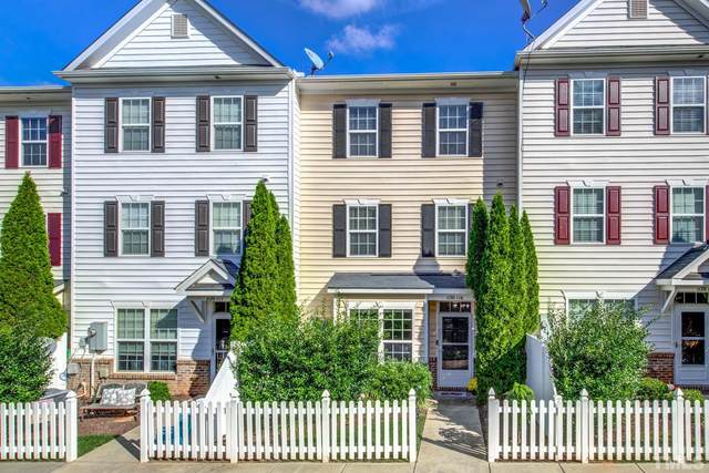 1120 Renewal Place #110, Raleigh, NC 27603 (#2413702) :: The Blackwell Group