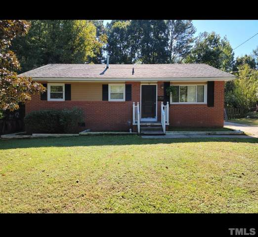 116 Crest Drive, Cary, NC 27513 (#2413734) :: Raleigh Cary Realty