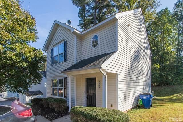 3607 Cyrus Street, Raleigh, NC 27610 (#2413735) :: Steve Gunter Team