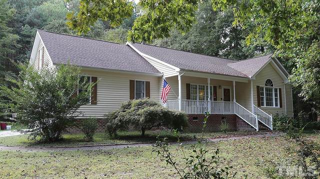 117 Castle Drive, Youngsville, NC 27596 (#2413779) :: Rachel Kendall Team
