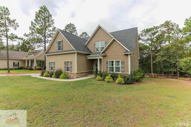 110 Fawnwood Drive, West End, NC 27376 (#2413787) :: Raleigh Cary Realty