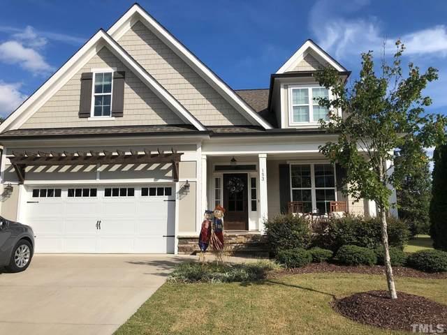 153 Plantation Drive, Youngsville, NC 27596 (#2413808) :: Rachel Kendall Team