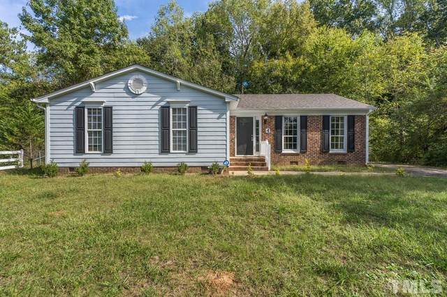 4 Hedgerow Place, Durham, NC 27704 (#2413815) :: Marti Hampton Team brokered by eXp Realty