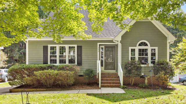 202 Nicholson Drive, Garner, NC 27529 (#2413816) :: Raleigh Cary Realty