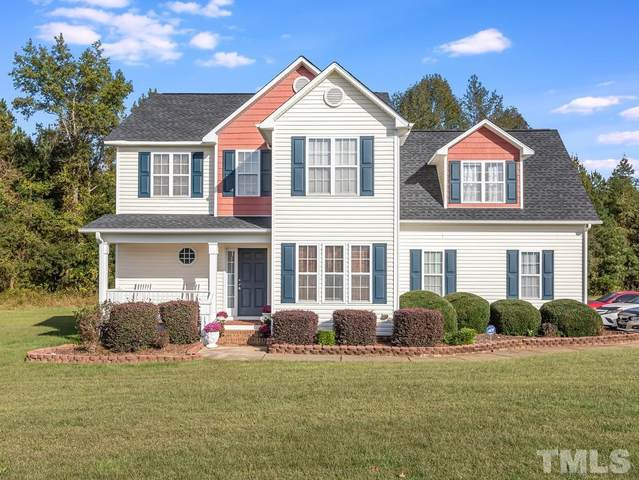 135 Dancing Shoes Court, Clayton, NC 27520 (#2413829) :: Raleigh Cary Realty