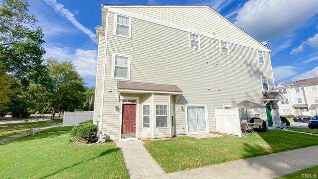 1210 Canyon Rock Court #101, Raleigh, NC 27610 (#2413844) :: The Tammy Register Team