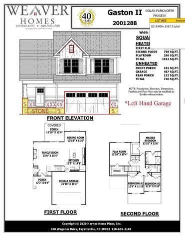 171 N Nolan Park Drive, Selma, NC 27576 (#2413859) :: RE/MAX Real Estate Service
