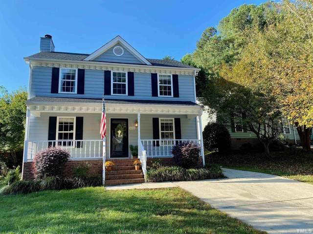 4625 Timberhurst Drive, Raleigh, NC 27612 (#2413874) :: Log Pond Realty