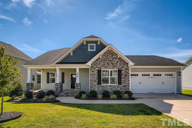 104 Fairview Street, Clayton, NC 27520 (#2413875) :: Raleigh Cary Realty