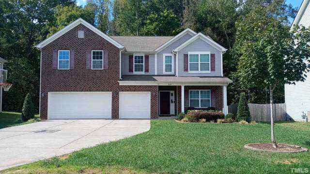 1649 Fern Hollow Trail, Wake Forest, NC 27587 (#2413886) :: The Tammy Register Team