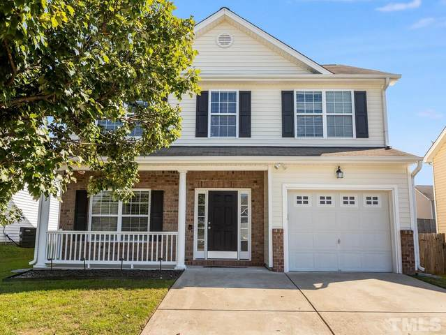 1021 Tellis Drive, Knightdale, NC 27545 (#2413887) :: Raleigh Cary Realty