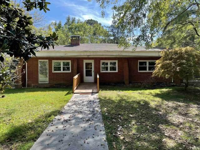 407 W Sycamore Street, Zebulon, NC 27597 (#2413951) :: RE/MAX Real Estate Service