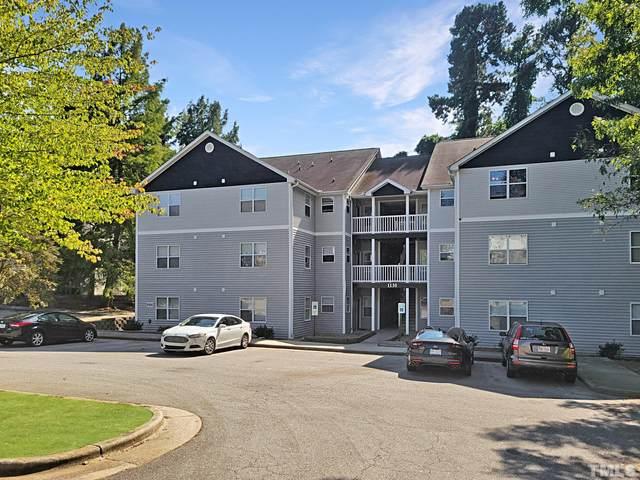 1130 Carlton Avenue #103, Raleigh, NC 27606 (#2413961) :: Log Pond Realty