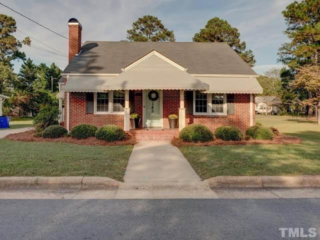 305 E Holmes Street, Benson, NC 27504 (#2413985) :: Triangle Top Choice Realty, LLC