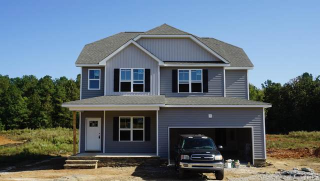10519 Old Spring Hope Road W, Spring Hope, NC 27882 (#2414007) :: Marti Hampton Team brokered by eXp Realty