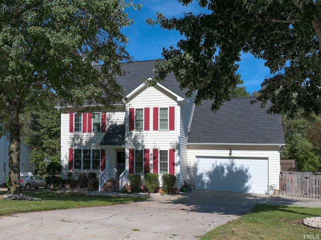 1118 Delham Drive, Knightdale, NC 27545 (#2414010) :: The Tammy Register Team