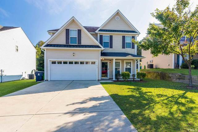 413 Star Ruby Drive, Knightdale, NC 27545 (#2414046) :: Raleigh Cary Realty