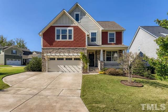 413 Nightingale Court, Wake Forest, NC 27587 (#2414050) :: Marti Hampton Team brokered by eXp Realty