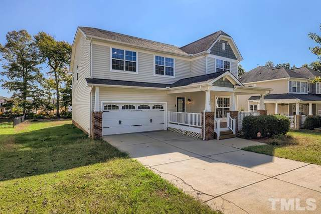 265 Clubhouse Drive, Youngsville, NC 27596 (#2414055) :: Rachel Kendall Team