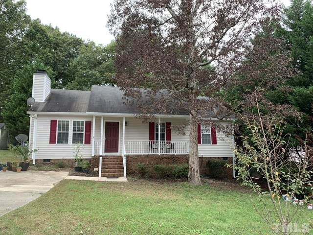 4533 Whistling Way, Raleigh, NC 27616 (#2414071) :: Bright Ideas Realty