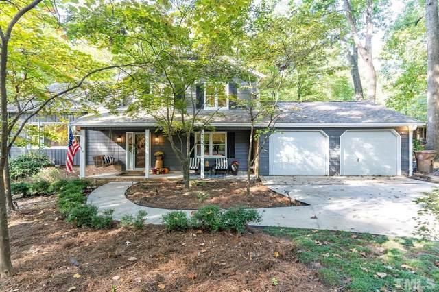 520 Farmington Woods Drive, Cary, NC 27511 (#2414073) :: Rachel Kendall Team