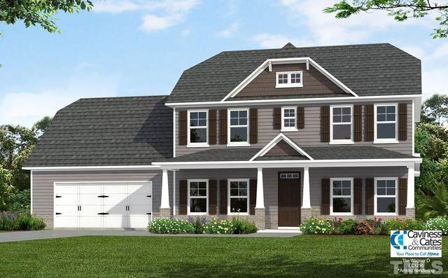28 W Cannalily Lane, Clayton, NC 27520 (#2414092) :: Raleigh Cary Realty