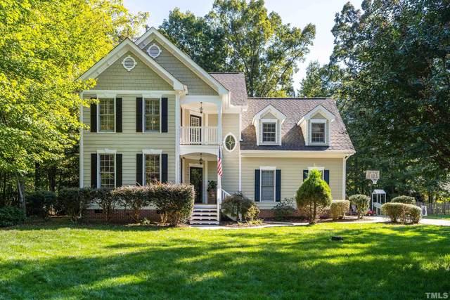 1609 Foreman Street, Hillsborough, NC 27278 (#2414097) :: The Blackwell Group