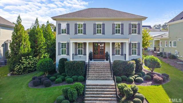 513 Bennett Mountain Trace, Chapel Hill, NC 27516 (#2414123) :: Raleigh Cary Realty