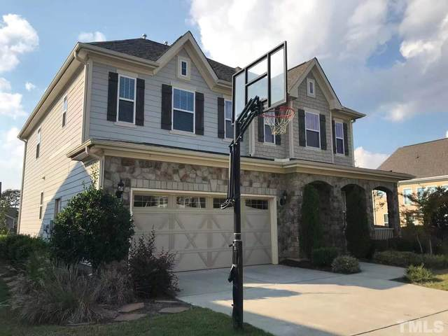 108 Wild Blossom Drive, Apex, NC 27539 (#2414151) :: Choice Residential Real Estate
