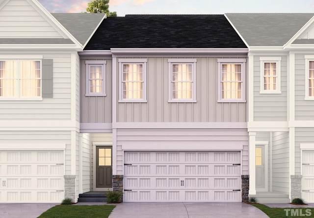 6808 Doddridge Lane #45, Cary, NC 27519 (MLS #2414165) :: EXIT Realty Preferred