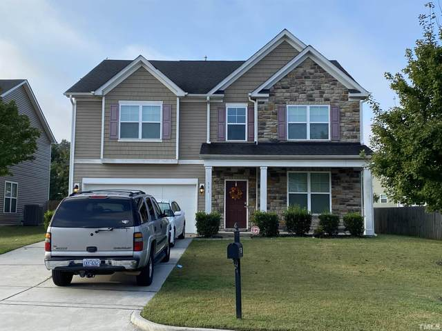 311 Little Acres Drive, Knightdale, NC 27545 (#2414167) :: Raleigh Cary Realty