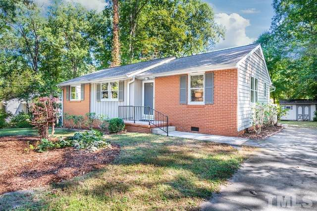 409 Hickory Drive, Chapel Hill, NC 27517 (#2414174) :: Triangle Top Choice Realty, LLC