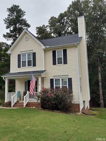 204 Braxberry Way, Holly Springs, NC 27540 (#2414187) :: M&J Realty Group