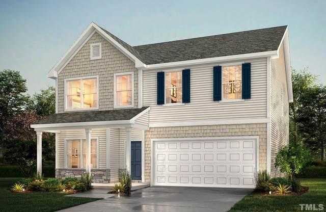 102 Manor Stone Drive #326, Clayton, NC 27527 (#2414257) :: Scott Korbin Team