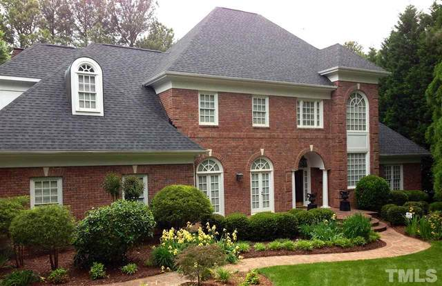 3913 Lewis P Olds Wynd, Raleigh, NC 27612 (#2414276) :: M&J Realty Group