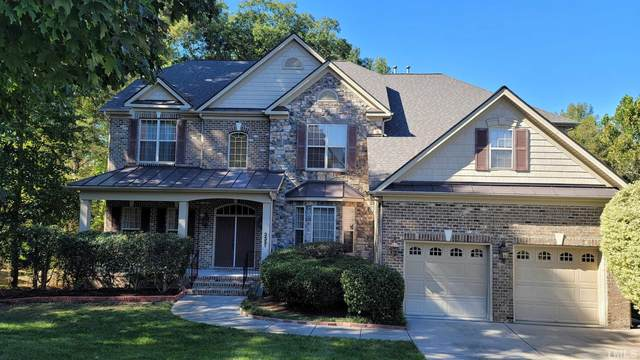 3521 Song Sparrow Drive, Wake Forest, NC 27587 (#2414277) :: M&J Realty Group