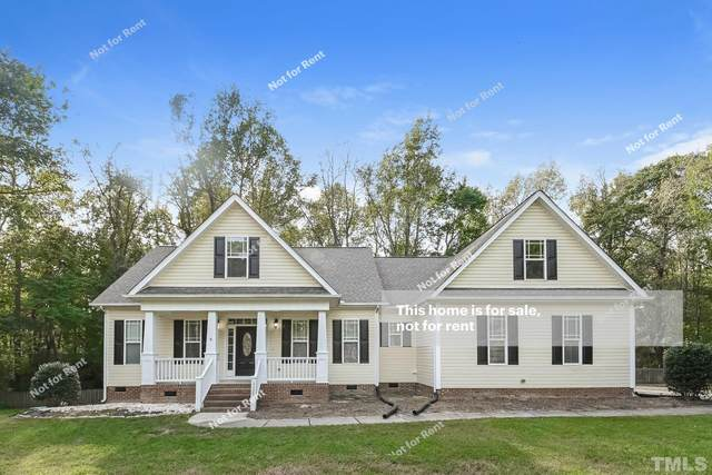 3329 Needle Point Circle, Willow Spring(s), NC 27592 (MLS #2414281) :: The Oceanaire Realty