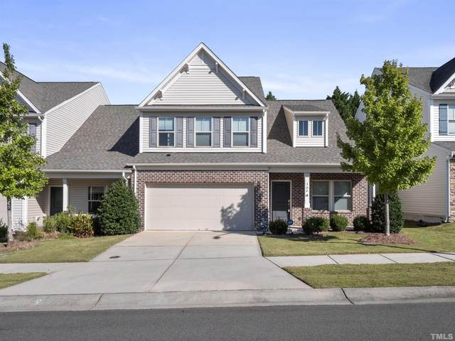 304 Princess Place, Morrisville, NC 27560 (#2414283) :: M&J Realty Group