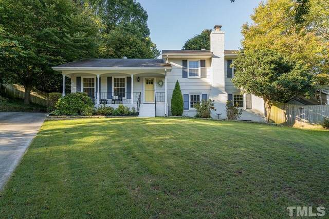 6001 Clare Court, Raleigh, NC 27609 (#2414284) :: M&J Realty Group