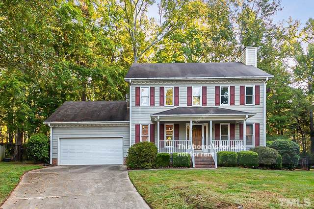 119 Ferris Wheel Court, Cary, NC 27513 (#2414295) :: Raleigh Cary Realty