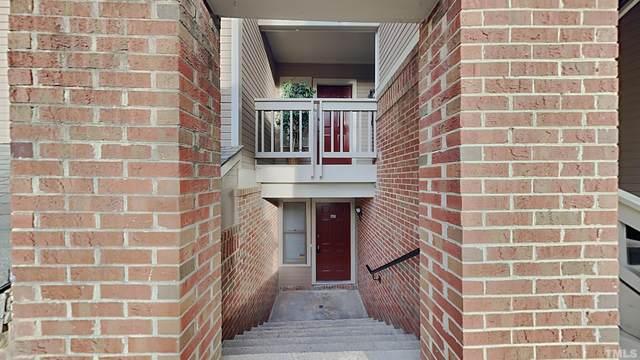 107 Killam Court Lc, Cary, NC 27513 (#2414297) :: Rachel Kendall Team