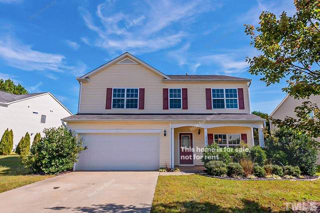 1316 Hosmer Court, Wake Forest, NC 27587 (#2414298) :: The Blackwell Group
