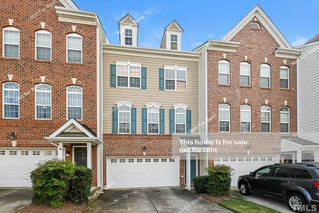 105 Butterbiggins Lane, Apex, NC 27539 (#2414311) :: Triangle Top Choice Realty, LLC