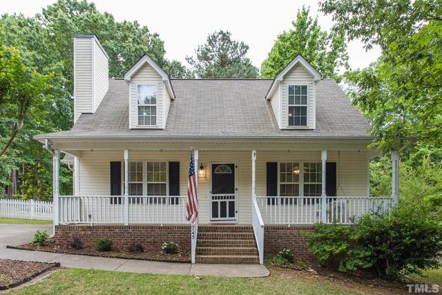 145 Beaver Ridge Drive, Youngsville, NC 27596 (#2414312) :: Triangle Top Choice Realty, LLC
