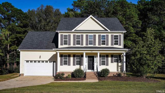 107 Round Pond Circle, Angier, NC 27501 (#2414313) :: Marti Hampton Team brokered by eXp Realty