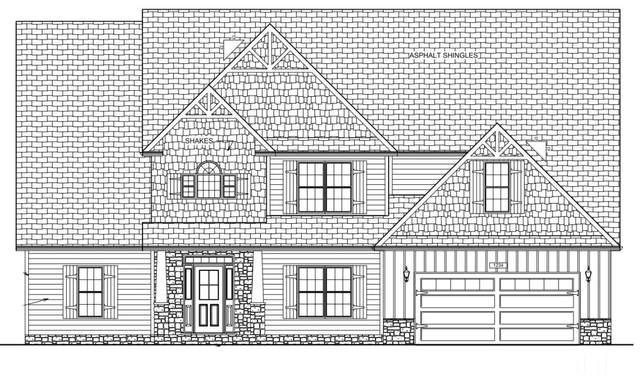 167 Pond Mountain Drive, Clayton, NC 27520 (#2414324) :: M&J Realty Group